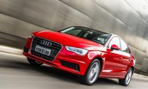 """A3 Sedan """"made in Brazil"""": os mesmos especialistas que elogiam a suspensão traseira independente da picape Duster Oroch, da Renault, defendem sua troca pelo eixo de torção, no Audi; por que será?"""