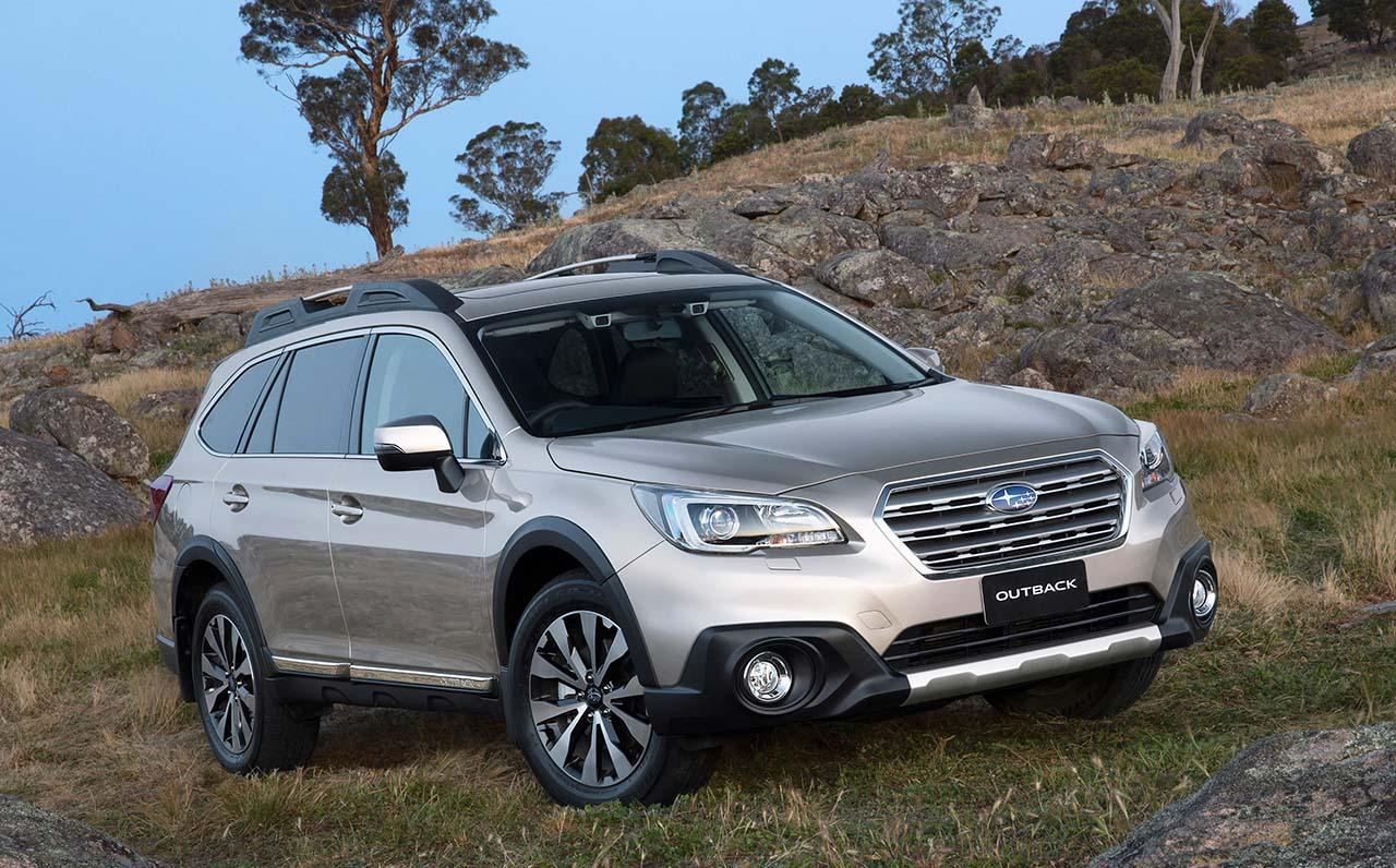 """Subaru antecipa as comercializações da Outback, sua perua """"off-road"""" que chega por R$ 159.900, com 256 cv e tração integral Symmetrical All-Wheel Drive"""