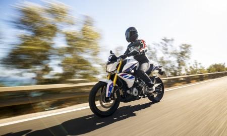 Nova G 310 R, nova motocicleta de baixa cilindrada da BMW que será montada no Brasil, com partes vindas da Índia, a partir do ano que vem