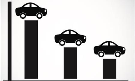 Fenabrave prevê nova queda, de 5%, para 2016; no acumulado este ano, Chevrolet Onix tomou a liderança nacional do Fiat Palio