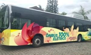 Testes ônibus elétricos BH
