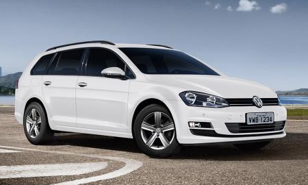 Novidades da VW: Golf Variant ganha opção com câmbio manual, por R$ 83.990, e novo Passat partirá de R$ 144.500