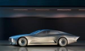O IAA Concept, revelado pela Mercedes-Benz no ano passado, traz alguns dos elementos que marcarão a nova família de modelos elétricos da marca, que começa a chegar às ruas em 2018