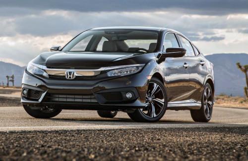Modelo do novo Honda Civic 2017