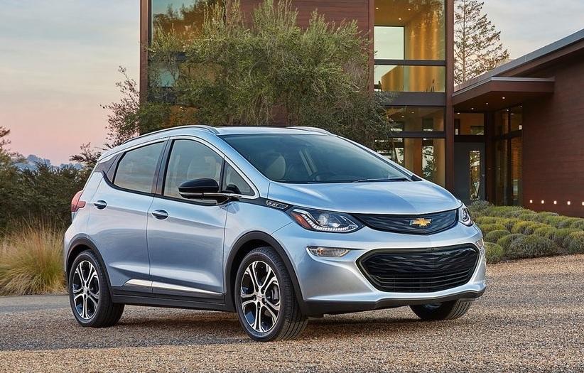 Chevrolet Bolt EV, que começa a ser produzido comercialmente nos EUA no fina deste ano