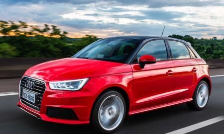 A1 Sportback 2016, da Audi: compacto da marca das quatro argolas chega em duas versões, Attraction 1.4 TFSI e Ambition 1.8 TFSI, com preços sugeridos de R$ 106.990 e R$ 124.990