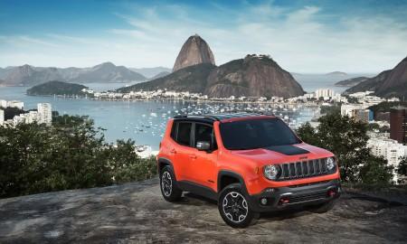 No mês passado, o Jeep Renegade alcançou 23,5% de participação, abrindo uma boa margem sobre o Honda HR-V, que abocanhou uma fatia de 20,2%