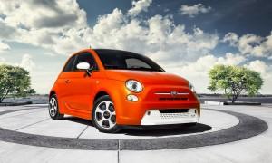 500e, da Fiat: visual combina o estilo retrô com uma pitada futurista e seu coeficiente de arrasto (Cx) é  13% menor que o dos modelos convencionais