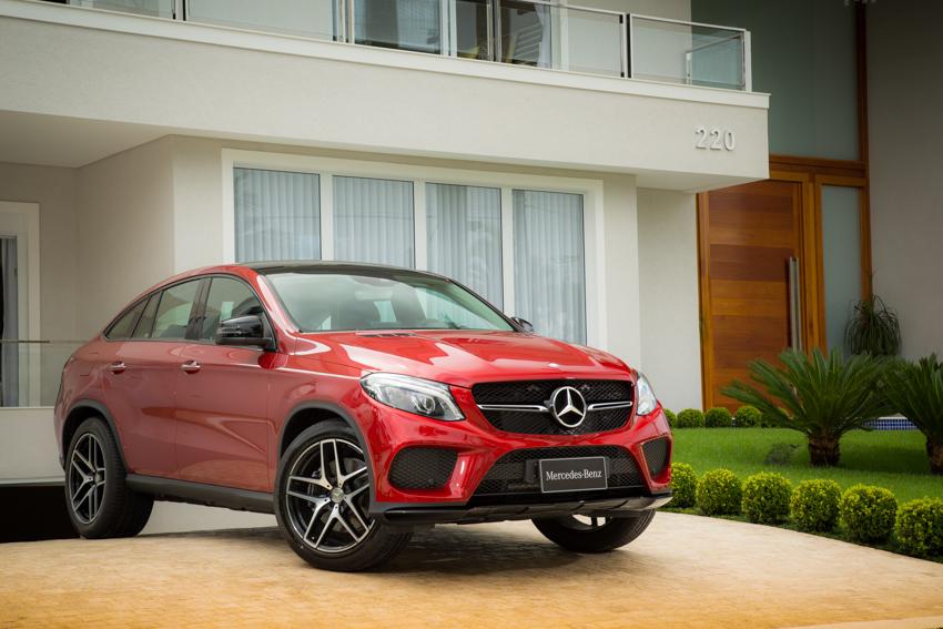 Mercedes-Benz amplia linha de SUVs, no Brasil, com novos GLC e CLE Coupé
