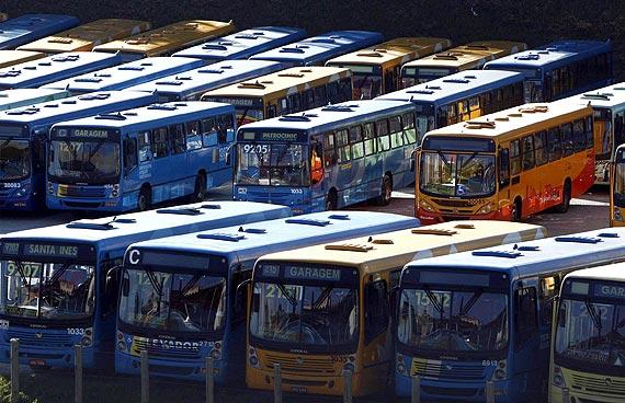 Frota de ônibus da capital será renovada em 11,53%