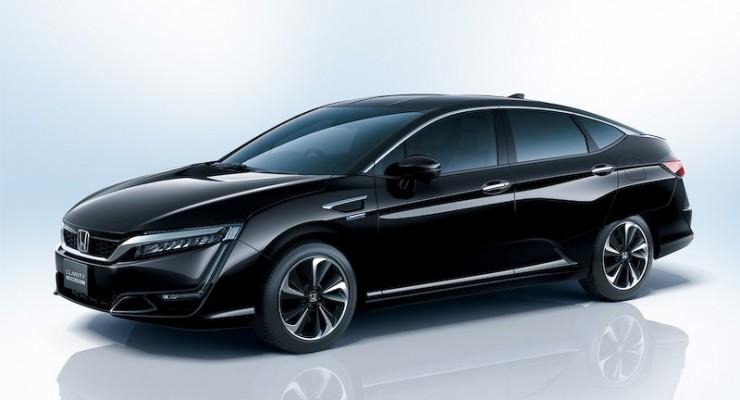Honda Clear 5