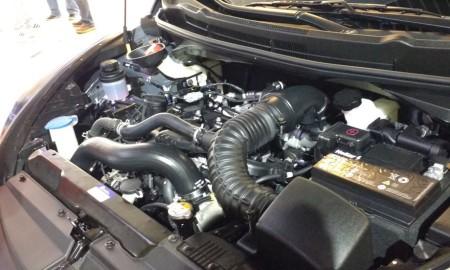 HB20 turbo motor