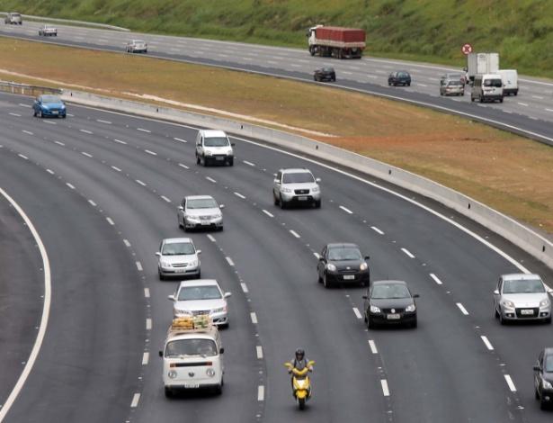 Senado aprova a obrigatoriedade do farol baixo nas estradas