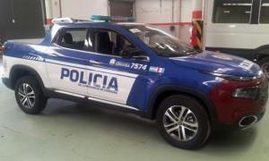 Fiat Toro Polícia