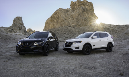 Based on the extensively redesigned 2017 Nissan Rogue compact SUV, just 5,400 copies of the Nissan Rogue: Rogue One Star Wars Limited Edition will be produced – 5,000 for customers in the United States and 400 for Canada. In addition to the wide range of custom features and equipment, each vehicle also comes with an exclusive numbered, full-size replica collectible Death Trooper helmet.