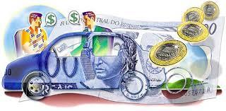 carro dinheiro