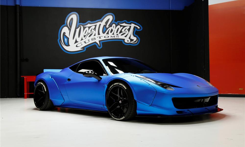 Quem quer a Ferrari de Justin Bieber?