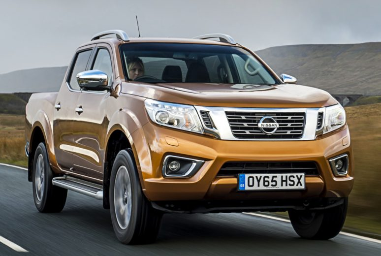 Nissan Frontier promete suspensão inédita
