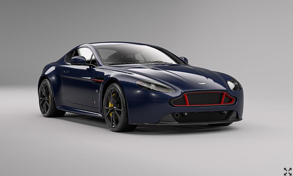 Uma Aston Martin que ganhou asas... Se é que precisava...