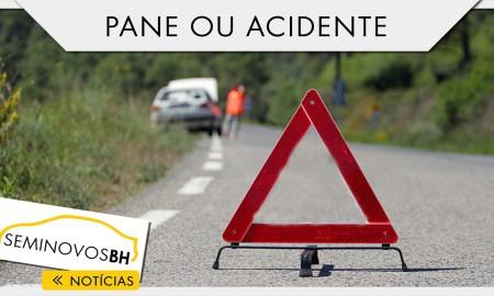 Vídeo de acidentes e pane no carro-min