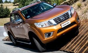 Nissan apresenta nova geração da picape Frontier no 29º Salão Internacional do Automóvel de São Paulo 2016
