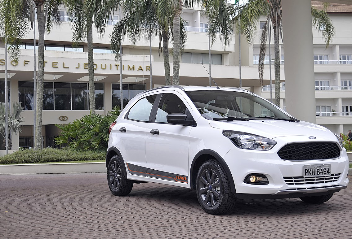 Ford Ka Trail  Min