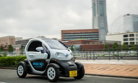 Nissan lança serviço de compartilhamento de veículos no Japão