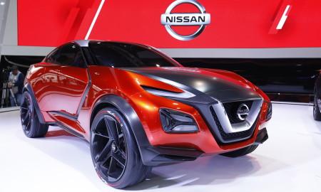 Nissan presenta artillería pesada en Buenos Aires con un stand de 1200 metros y diseño global. Además de presentar al mercado local el totalmente nuevo Nissan Kicks, Nissan presenta la premier global del concepto Frontier Attack, una pick-up inspirada en los terrenos desafiantes de América Latina.