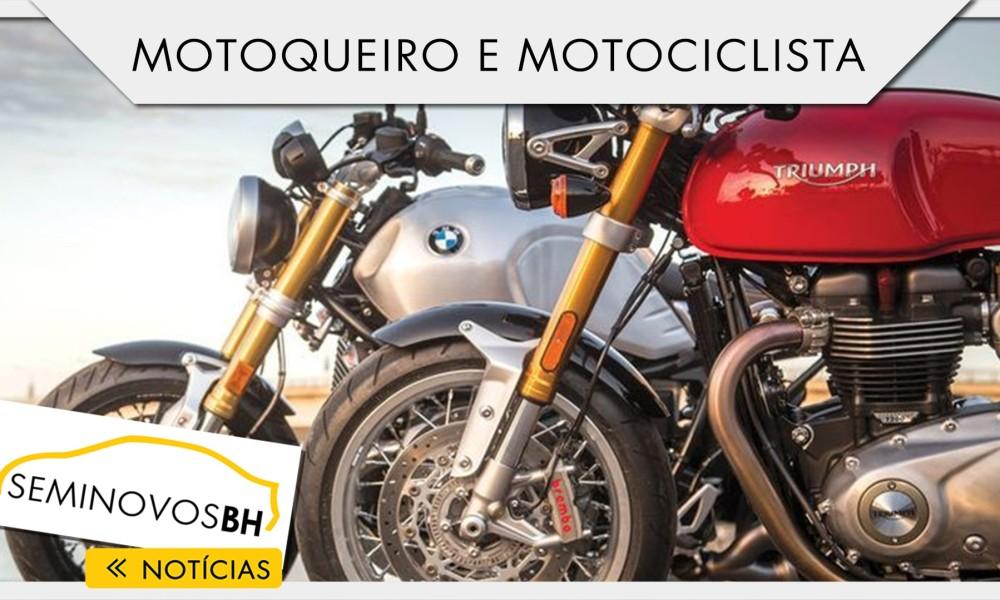 Vídeo da semana: diferença entre motoqueiro e motociclista