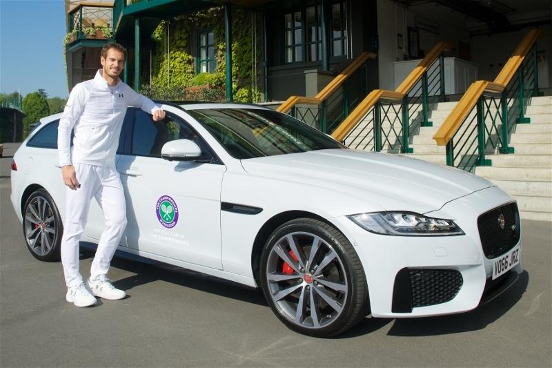 Um Jaguar, Andy Murray, José Mourinho e o roubo da taça...
