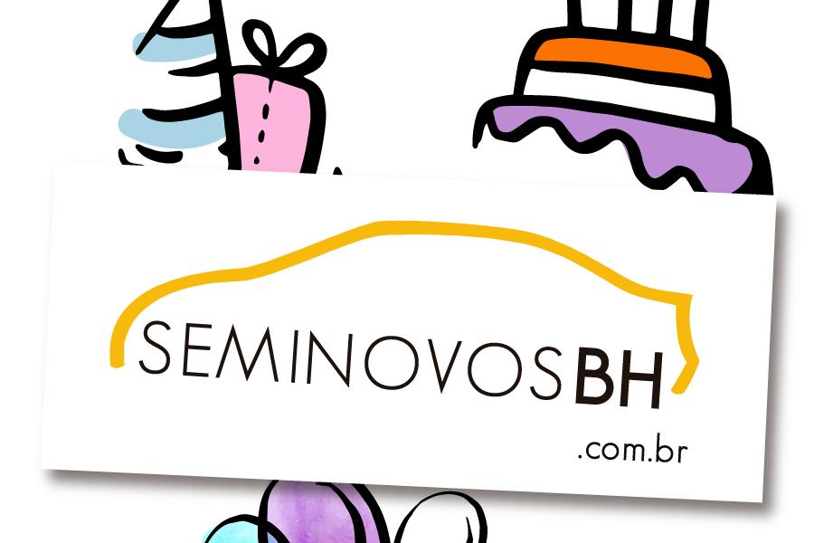 SeminovosBH, 11 anos com você!