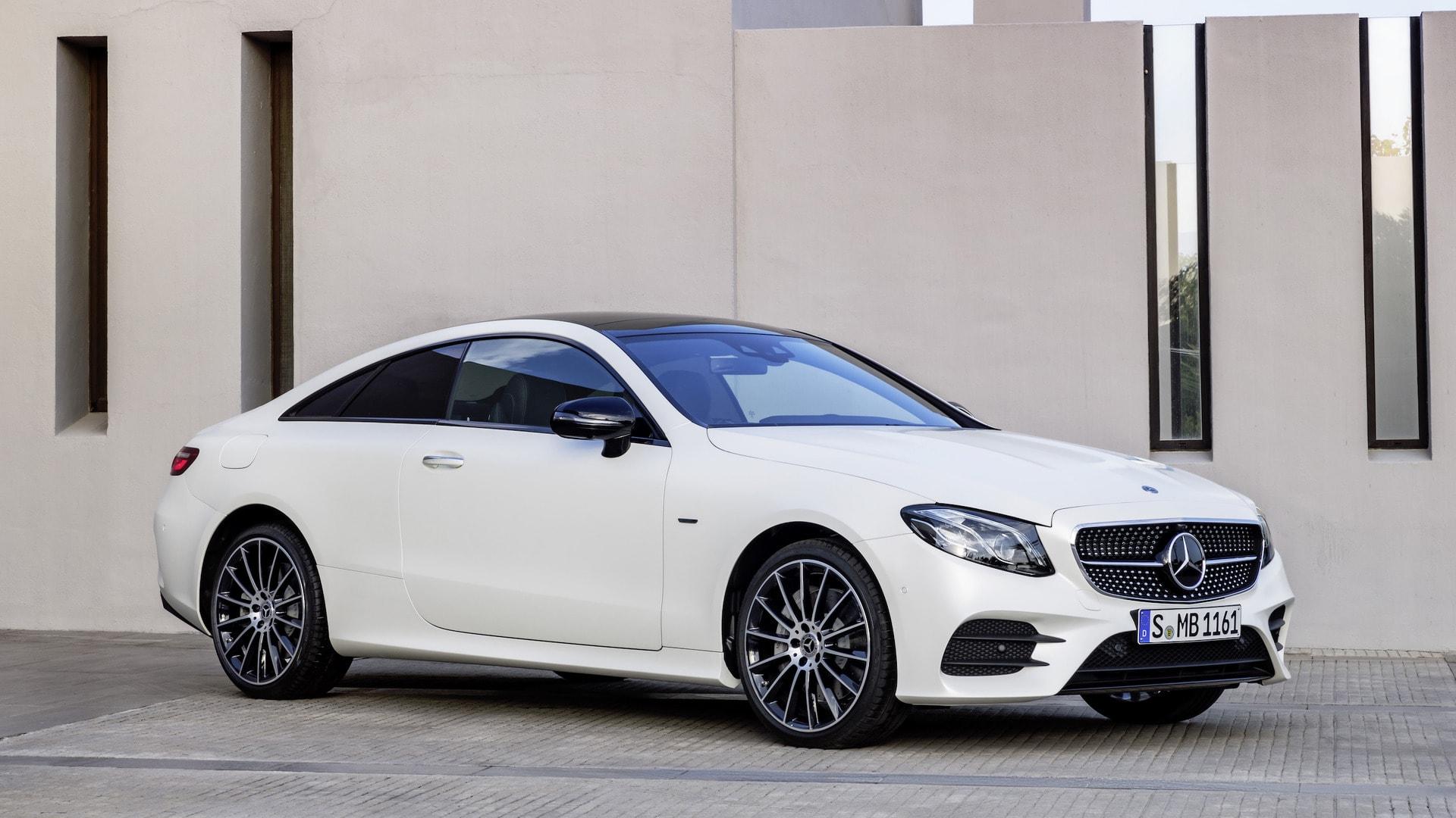 Good 2018 Mercedes Benz E Class Coupe Min