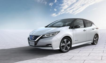 Nissan apresentou hoje a nova geração do LEAF, a evolução dos veiculos elétricos com emissão zero