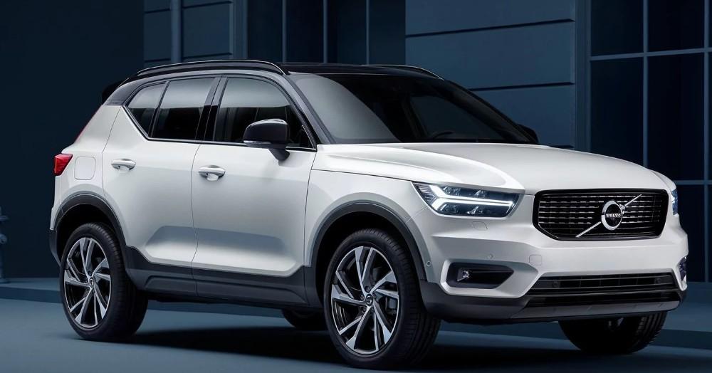 """Volvo começa a fabricar seu """"baby SUV"""", o XC40"""