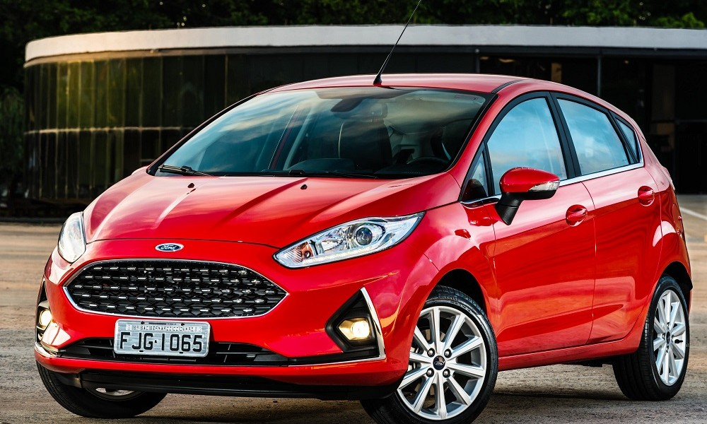New Fiesta 2018-1.6 Titanium Plus-1