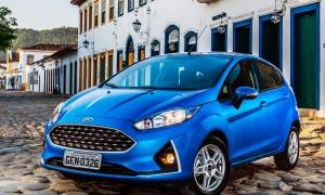 New Fiesta 2018-SEL 1.6