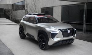 Nissan revela Xmotion concept na edição 2018 do Salão do Automóvel de Detroit