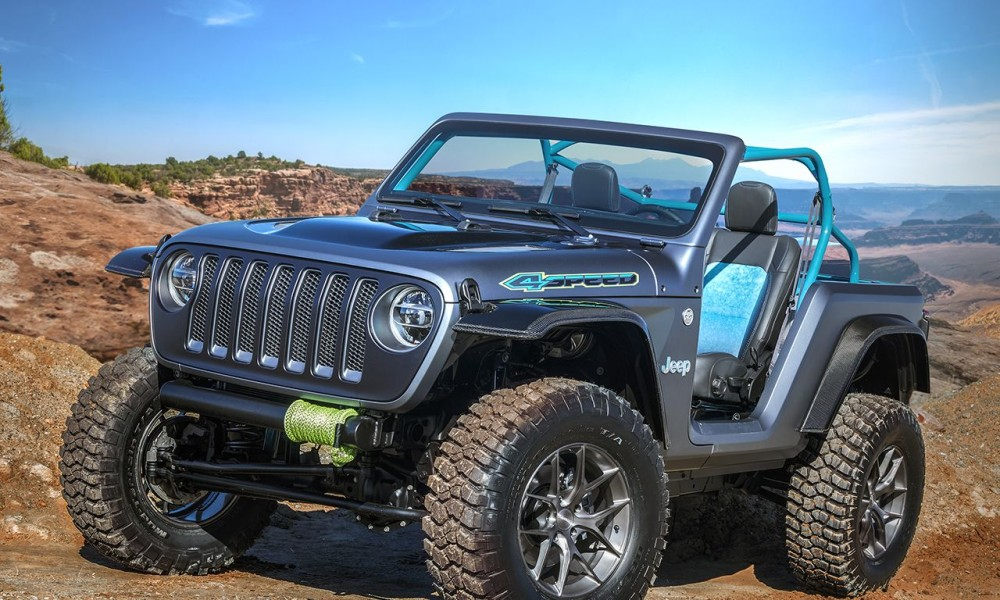 Os conceitos da Jeep para... a festa dos jipes