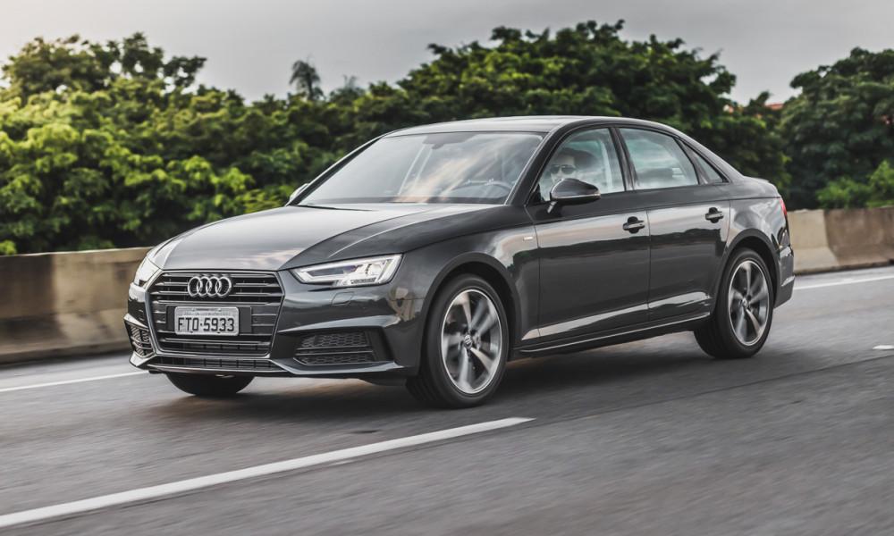 Audi oferece versão especial para o A4