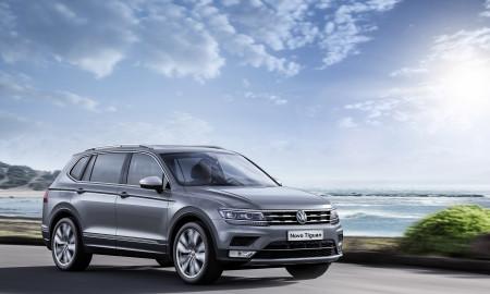 Der neue Volkswagen Tiguan Allspace