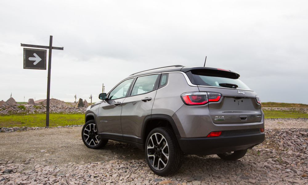 Jeep Compass Limited 2.0 diesel: andamos e gostamos