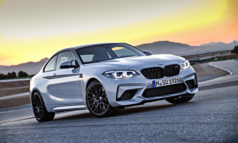 BMW M2 Competition: ainda mais bravo