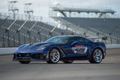 2019 Chevrolet Corvette ZR1 to pace 102nd Indianapolis 500