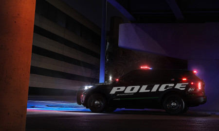 All-New Ford Police Interceptor Utility is purpose-built for law enforcement with a standard hybrid powertrain that doesn't compromise interior space, improves pursuit performance and aims to lower fuel costs, and it comes with standard all-wheel drive.