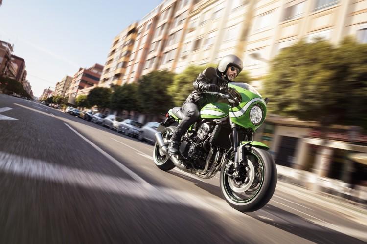 As outras novidades da Kawasaki: Z900RS Café e Ninja ZX10-R SE