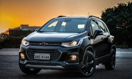 Chevrolet Tracker Midnight 2019