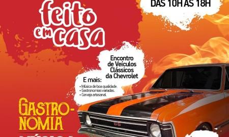 Encontro de Veículos Clássicos da Chevrolet