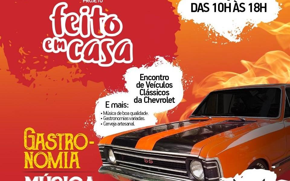 Gosta de Chevrolets clássicos? Então tem programa para domingo