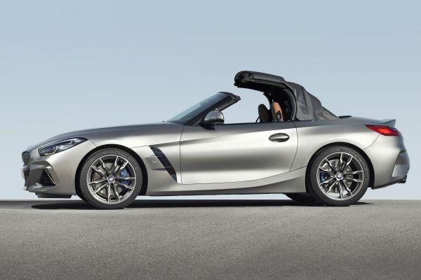 Demais versões do novo Z4 reveladas pela BMW