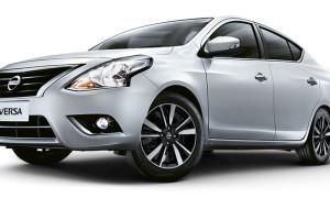 Nissan Versa Direct é novidade da marca na Mobility & Show SP 2018